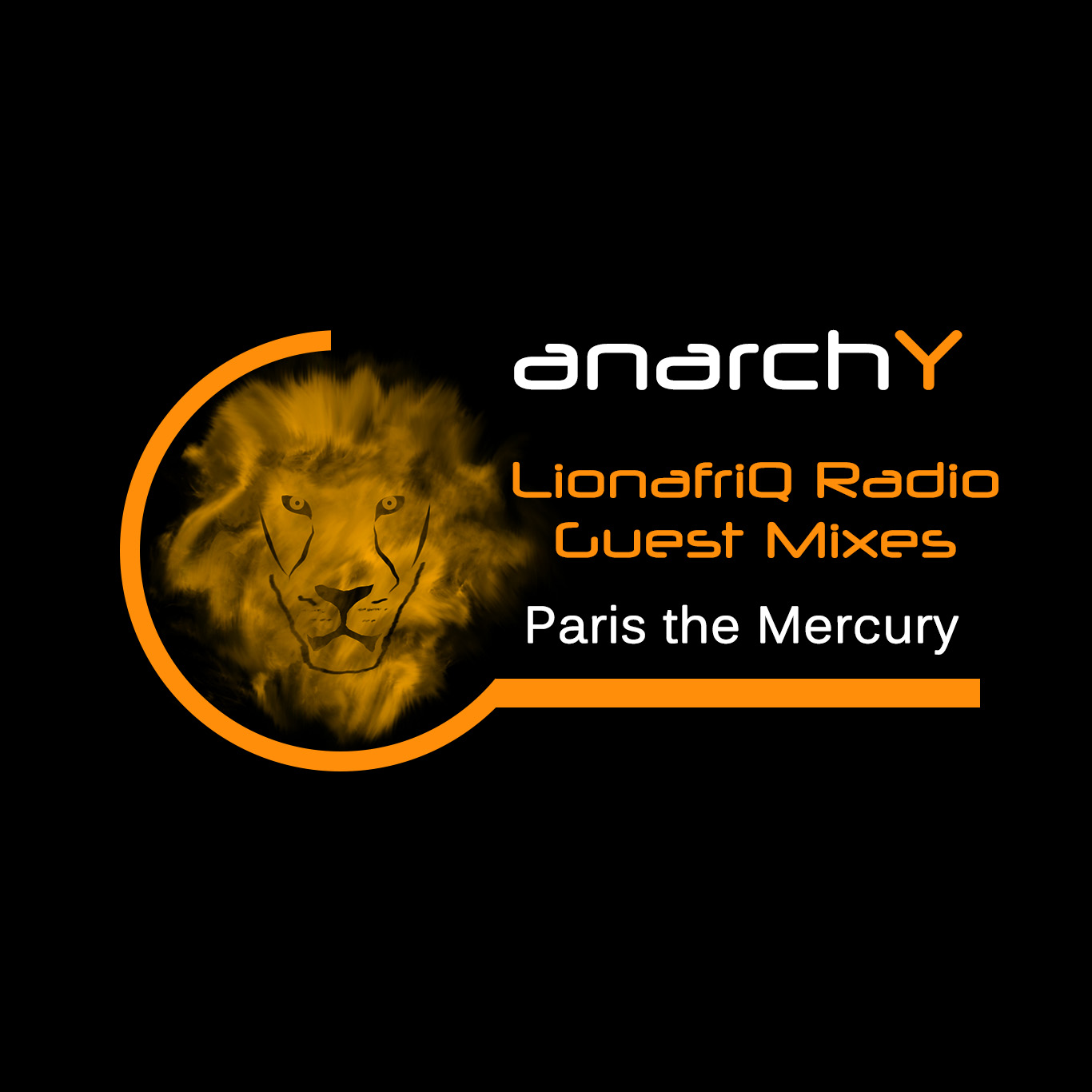 Anarchy Guest Mix LionafriQ Radio