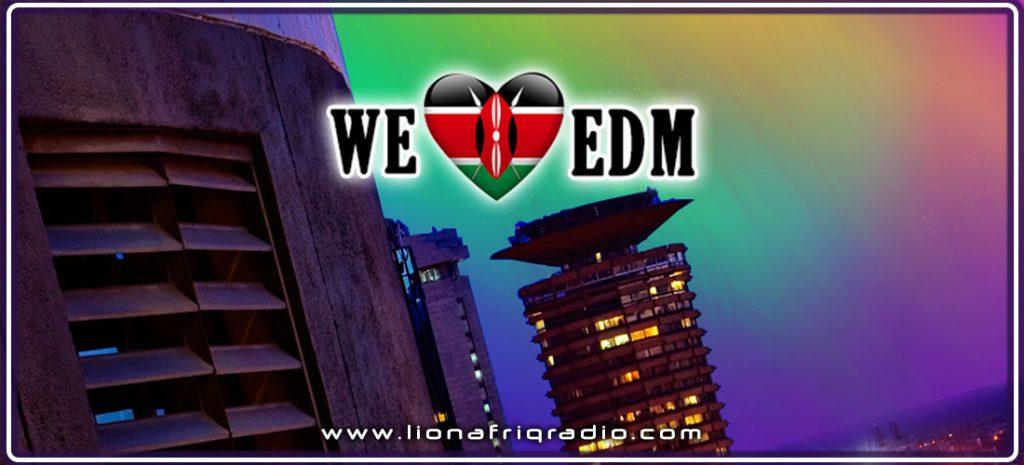 Kenya EDM LionafriQ RAdio