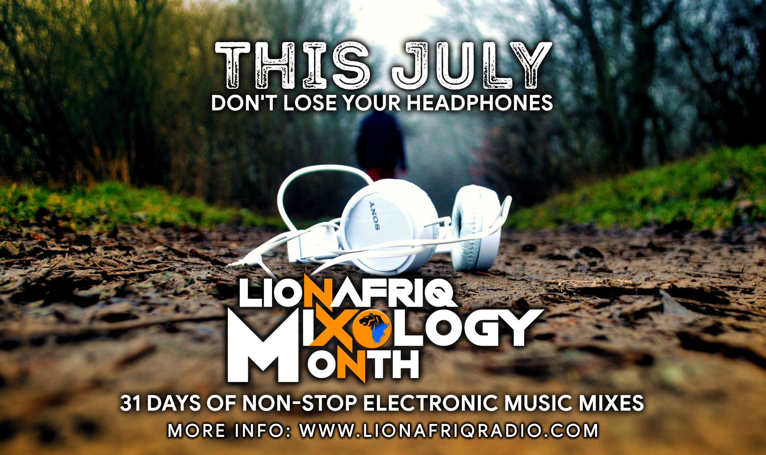 July – The LionafriQ Mixology Month