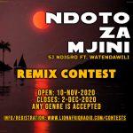 Ndoto Za Mjini Remix Contest: (CLOSED)