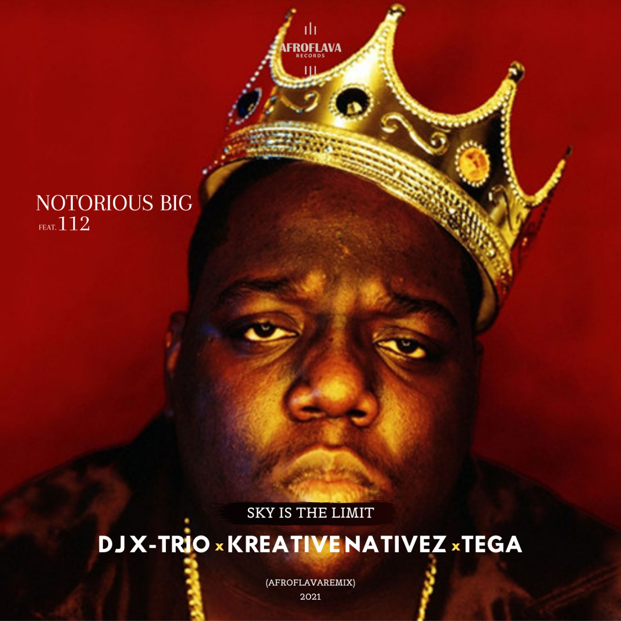 Notorious B.I.G Feat 112 – Sky Is The Limit (Dj X-Trio, Kreative Nativez & Tega Afroflava Remix)