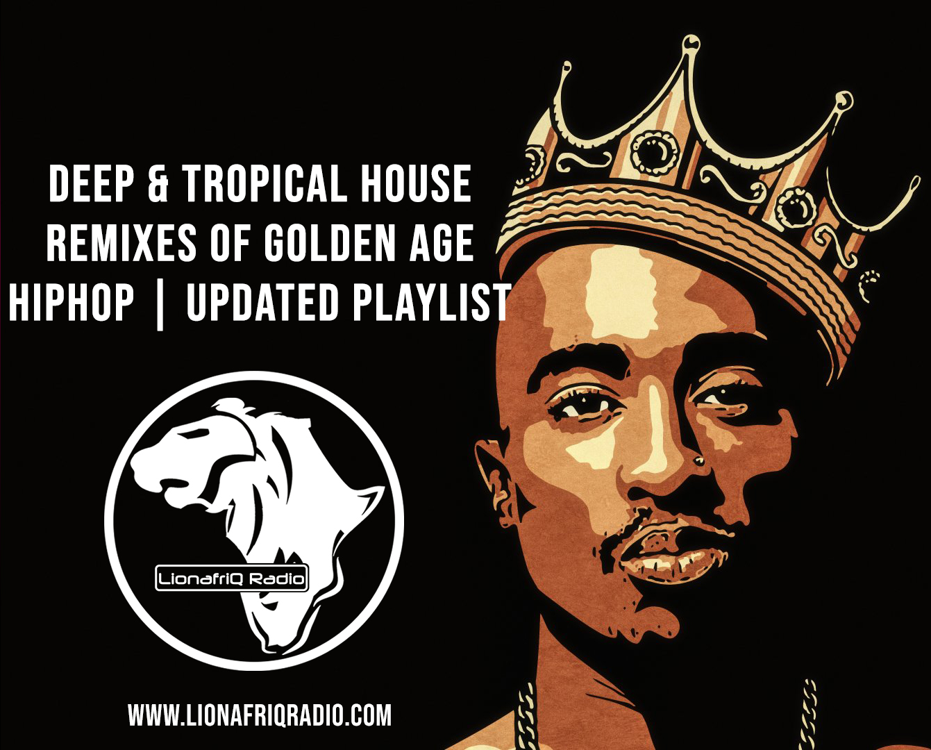Deep & Tropical House Remixes of Golden Age HipHop | Updated Playlist